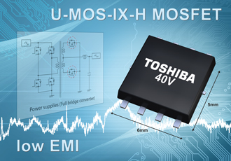 N-channel MOSFET features integrated SRD for power supplies