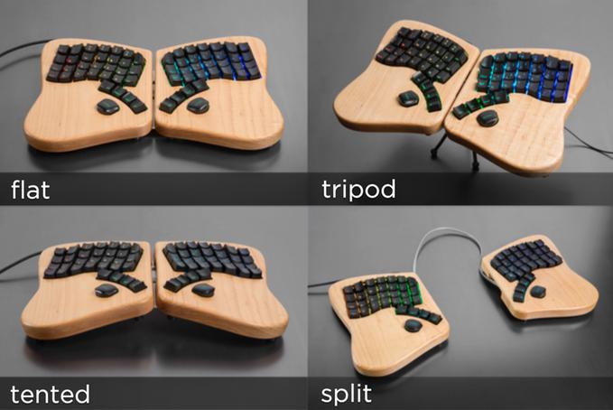 Keyboard Model 1