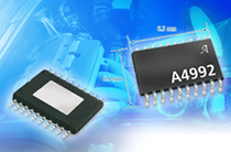 Microstepping Motor Driver IC With Built-In Translator For Easy Operation