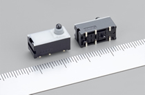 "ALPS Develops ""SPVQC Series"" Surface Mount Sliding Contact Micro Switch"