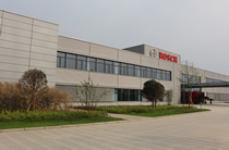 Bosch Opens New Plant In China