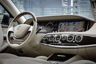 Daimler Introduces MOST150 in the New Mercedes-Benz S-Class