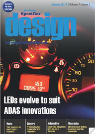 Electronic Specifier Design Magazine January 2017
