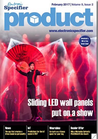 ElectronicSpecifier Product February 2017