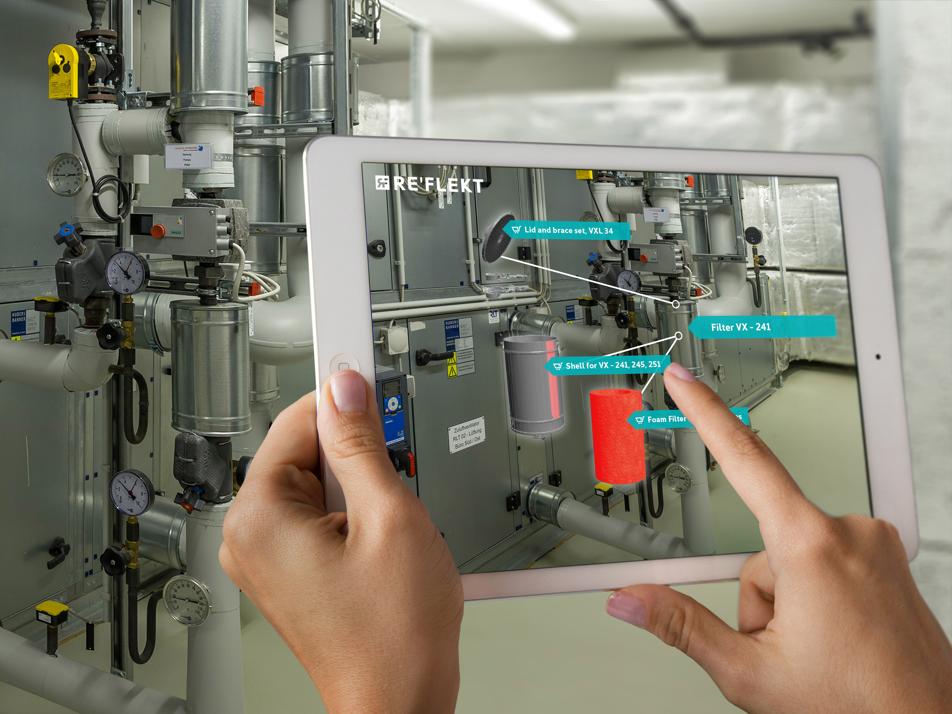 experience Industry 4.0 visually