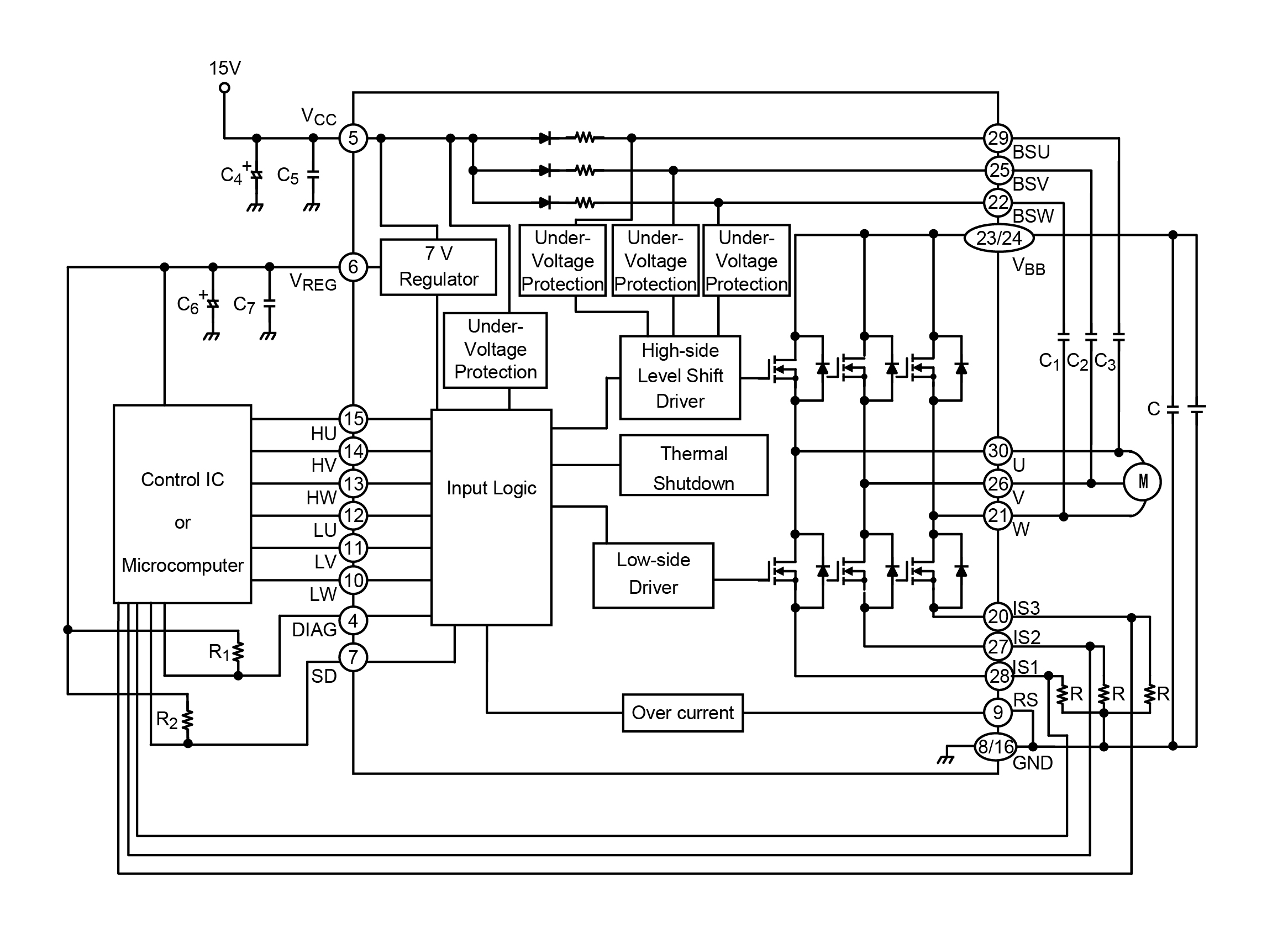variable frequency drive wiring diagram minn kota control