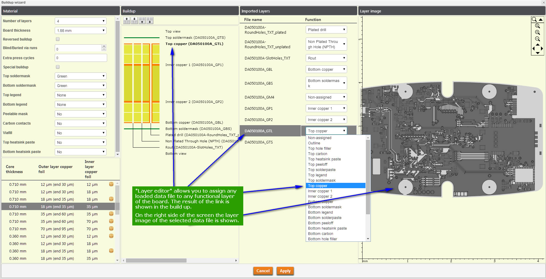 Free online workflow optimises PCB layout