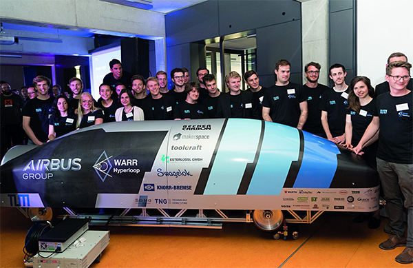 CADENAS - Hyperloop Project
