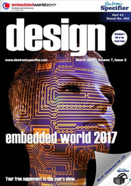 Electronic Specifier Design Magazine March 2017