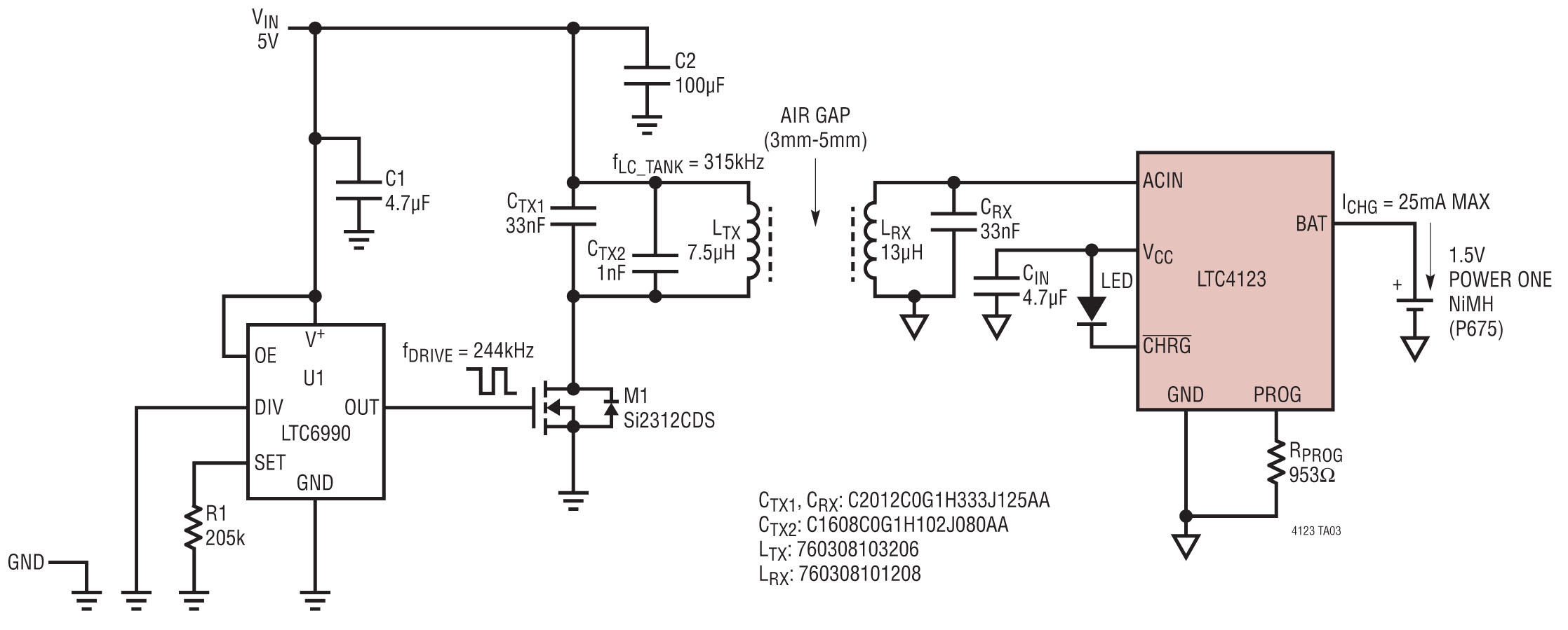 Can You Hear The Digital Difference Crystal Focus Wiring Diagrams Figure 2 Typical Schematic Of Ltc4123