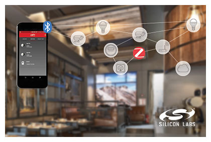 IoT software enables Zigbee and Bluetooth to work together