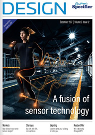 Electronic Specifier Design Magazine December 2017