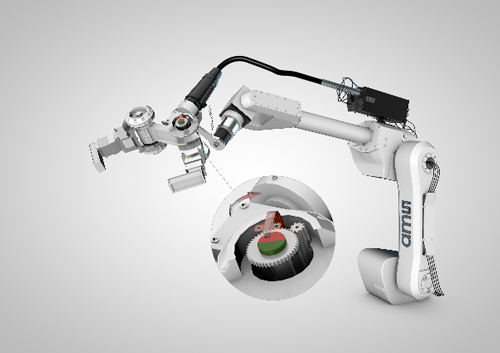 New sensor technologies employed in today's robots