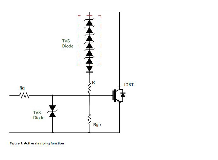 Tvs Diode Protection For Vfds Igbt Inverters