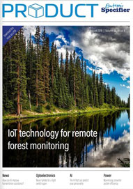 Electronic Specifier Product Magazine August 2018