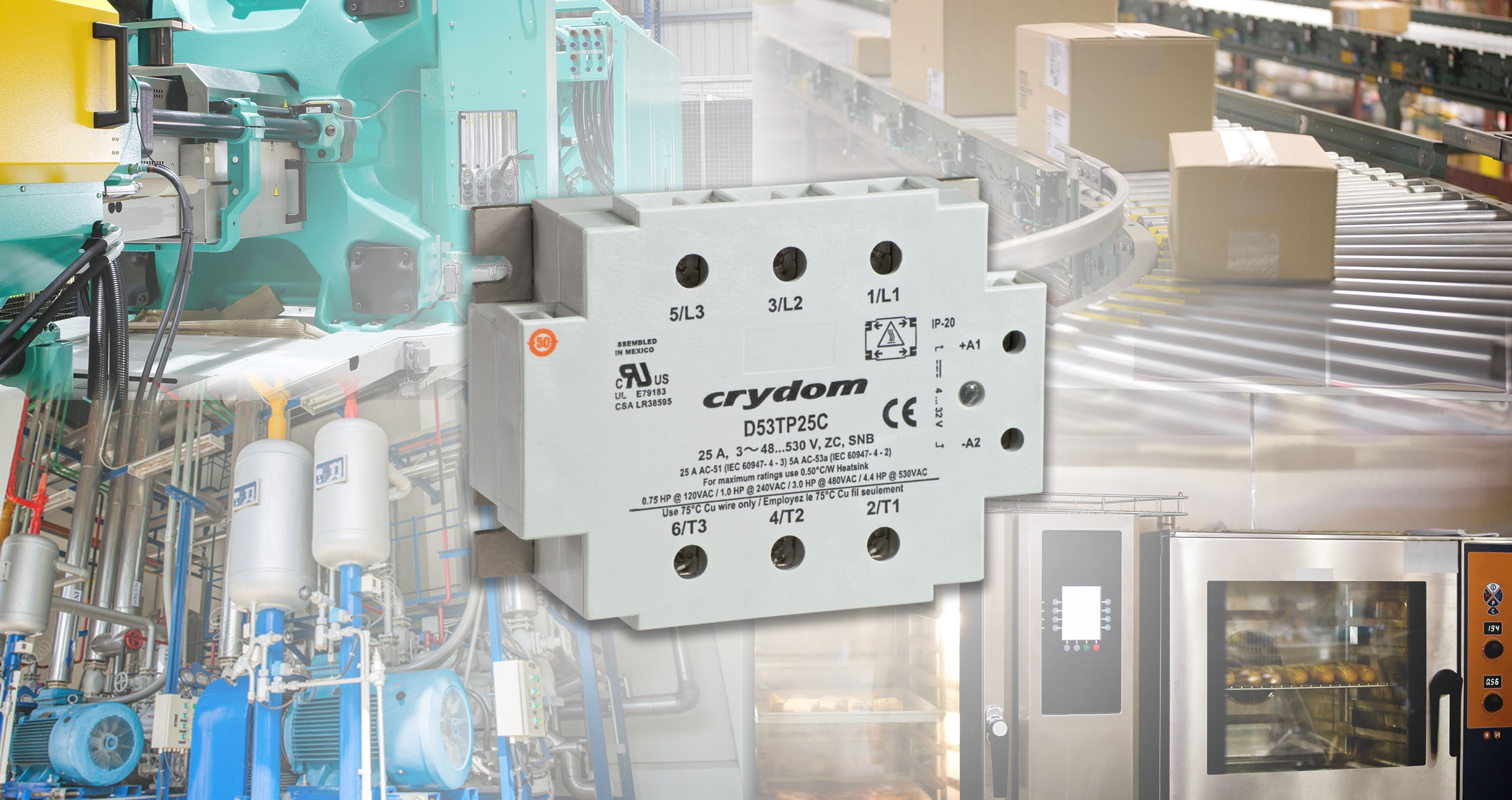 How Hybrid Relays Can Simplify Compliance Solid State Relay Wiring Diagram Light Bulb The Next Generation Of Design