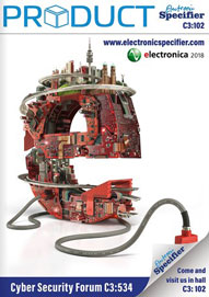 Electronic Specifier Product Magazine October 2018