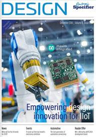 Electronic Specifier Design Magazine December 2018
