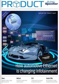 Electronic Specifier Design Magazine September 2019