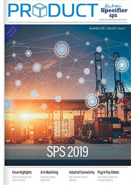 Electronic Specifier Design Magazine November 2019