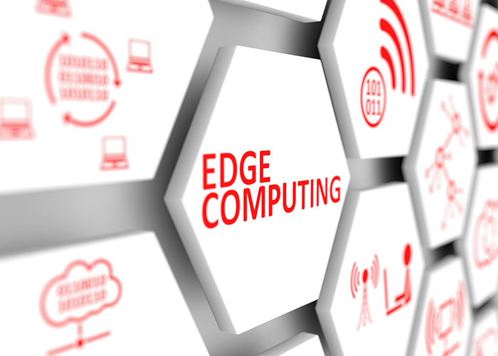 We're approaching a time when edge compute can be a major factor in the market