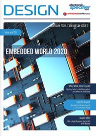 Electronic Specifier Product Magazine February 2020
