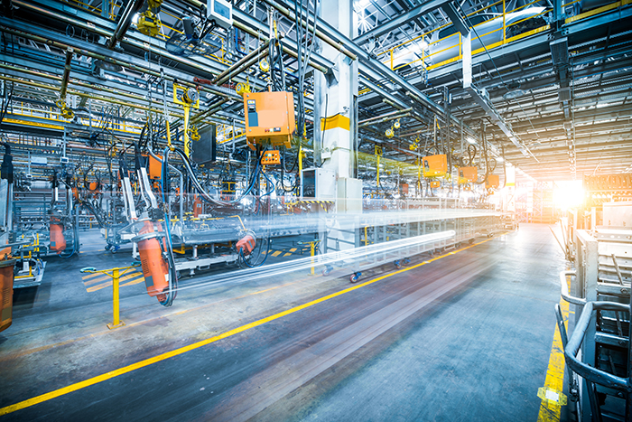 Manufacturing capability has been severely impacted