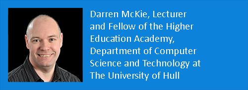 Darren McCvie