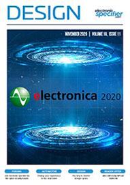 Electronic Specifier Design Magazine November 2020