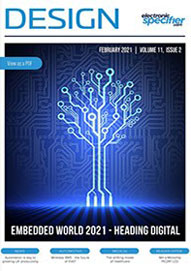 Electronic Specifier Design Magazine February 2021