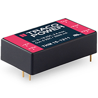 Figure 4. The 15W THM series is a  PCB-mount medical DC/DC converter