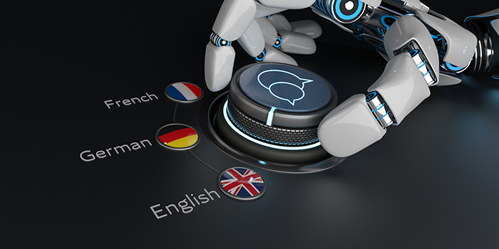 above: it is essential for developers to  localise their  software and make it  convenient for  multilingual users
