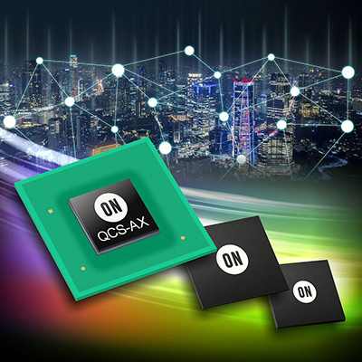 Figure 1: QCS-AX2 Chipset Family from ON Semiconductor