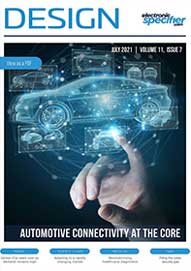 Electronic Specifier Design Magazine July 2021