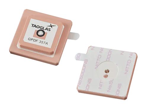 Figure 5 - The Taoglas GPDF357 GNSS antenna (source Taoglas)