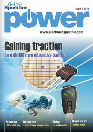 ElectronicSpecifier Power issue 4 2016
