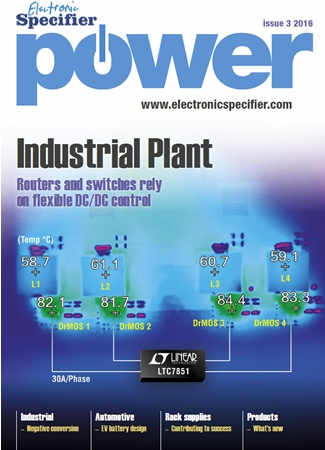 ElectronicSpecifier Power issue 3 2016