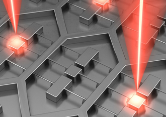 'Phase locking' lasers could enable terahertz scanners