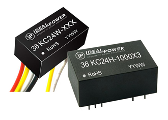 DC/DC LED drivers feature high efficiency operation up to 96%