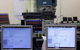 Quantum communication system to secure data exchange