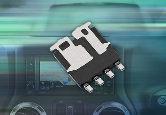 12 & 20V MOSFETs offered in dual asymmetric package