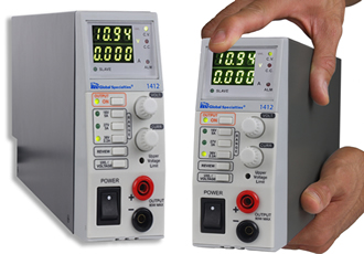 Power supply added to line of test instruments