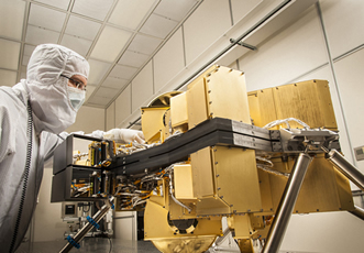 Sensitive IR instrument is ready for the NASA Telescope