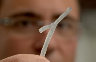 3D printing personalises treatment for heart disease