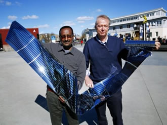 Fullerene-free solar cells are cheaper and reliable