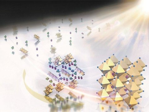 Key mechanism for producing solar cells