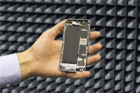 Digital antenna could revolutionise mobile phones
