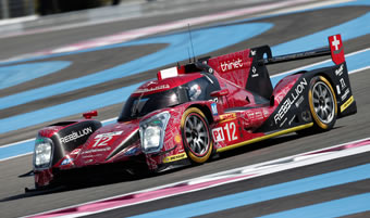 Solid start for Rebellion Racing