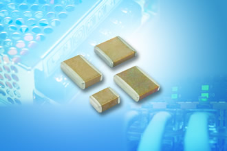 High-voltage SMD MLCCs deliver high reliability