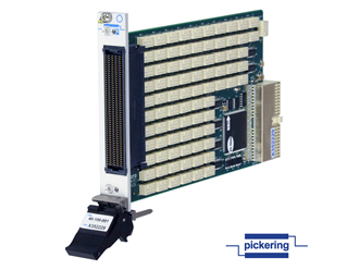 Pickering Interfaces introduces high-density PXI matrix range